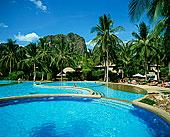 度假酒店,甲米,泰国