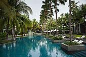 游泳池,酒店,泰国