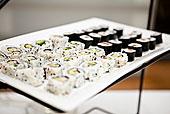 寿司,大浅盘