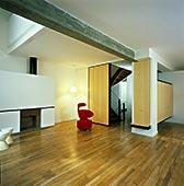 木地板,扶手椅,胭脂