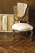 格罗,计划,躺椅,木地板,舞台造型