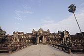 吴哥窟,收获,柬埔寨