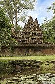 吴哥,柬埔寨