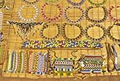 玩物,祖鲁族,珠子,项链,南非,非洲