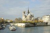 圣母大教堂,巴黎,法国,欧洲