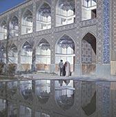 神学,大学,伊斯法罕,伊朗,中东