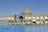清真寺,伊斯法罕,伊朗,中东