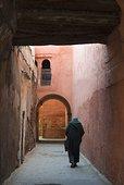 街道,露天市场,麦地那,玛拉喀什,马拉喀什,摩洛哥,北非,非洲