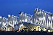 火车站,设计,圣地亚哥,艾米利亚罗马涅,意大利,欧洲