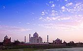 印度,北方邦,床,泰姬陵