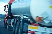 法国,速度,油罐车,公路