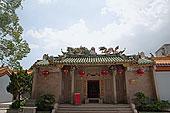 北帝庙。广东惠州惠城区汝湖镇